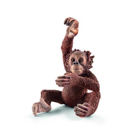 Schleich Orangutang, barn 14776