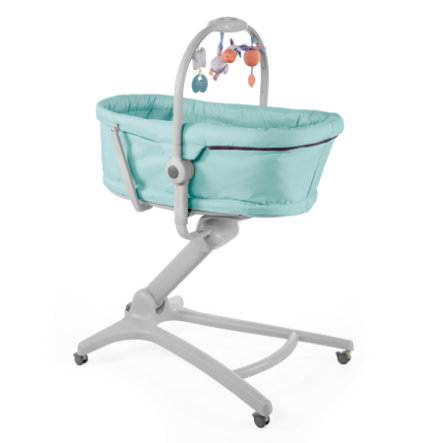 chicco Reisbed Baby Hug 4 in 1 Aquarelle