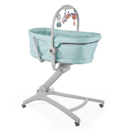 chicco Reisebett Baby Hug 4 in 1 Aquarelle