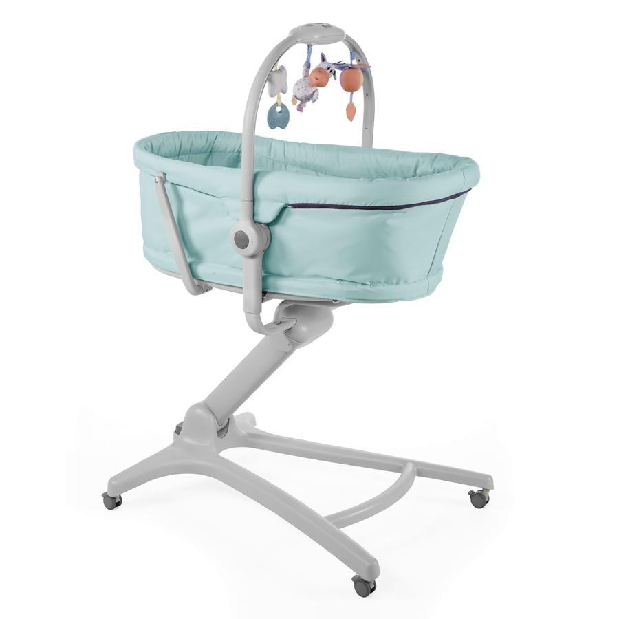 chicco Reisbed Baby Hug 4 in 1 Aquarelle