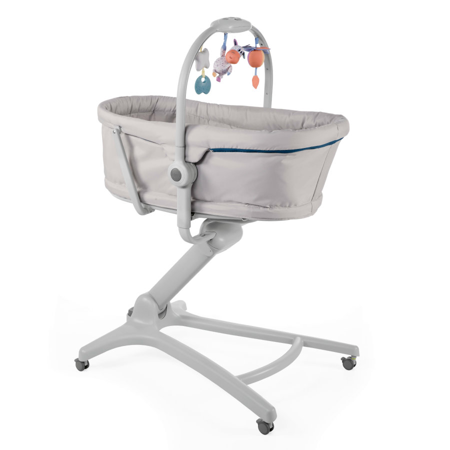 chicco Rejseseng Baby Hug 4 in 1 Glacial
