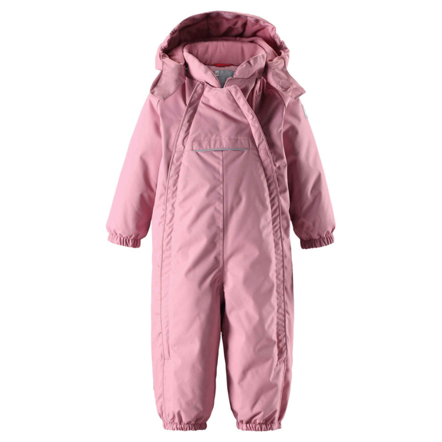 reima Girls Winteroverall Copenhagen dusty rose