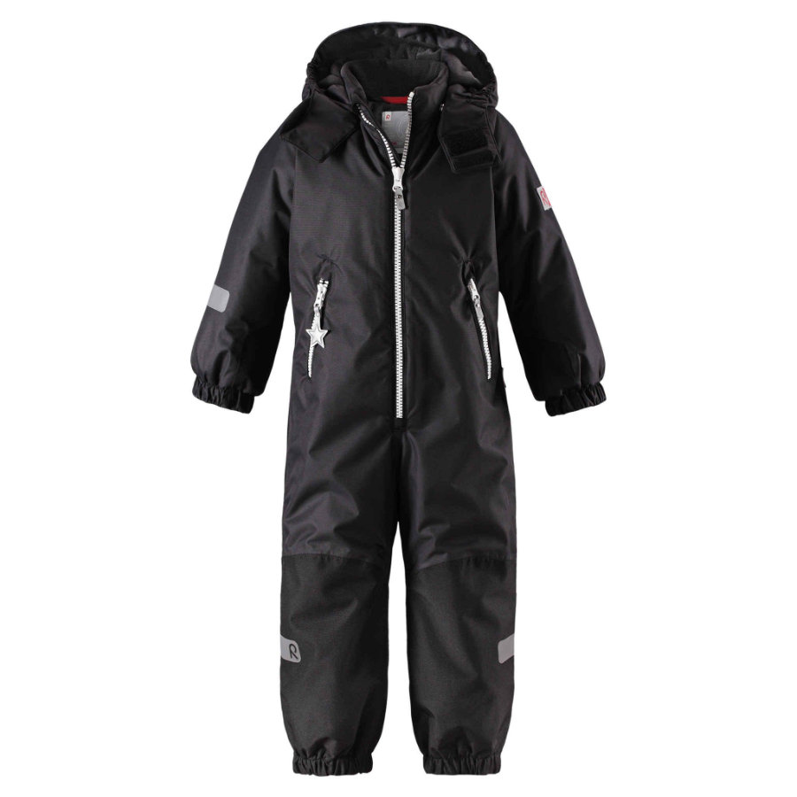 reima Kiddo Winter Overall Finn black