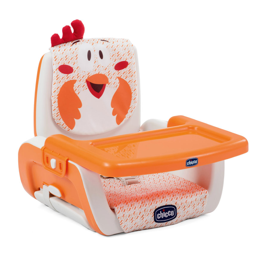Chicco r hausseur de chaise mode fancy chicken 2018 for Chicco seggiolino tavolo