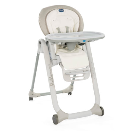 CHICCO Seggiolone Polly Progres5 White Snow