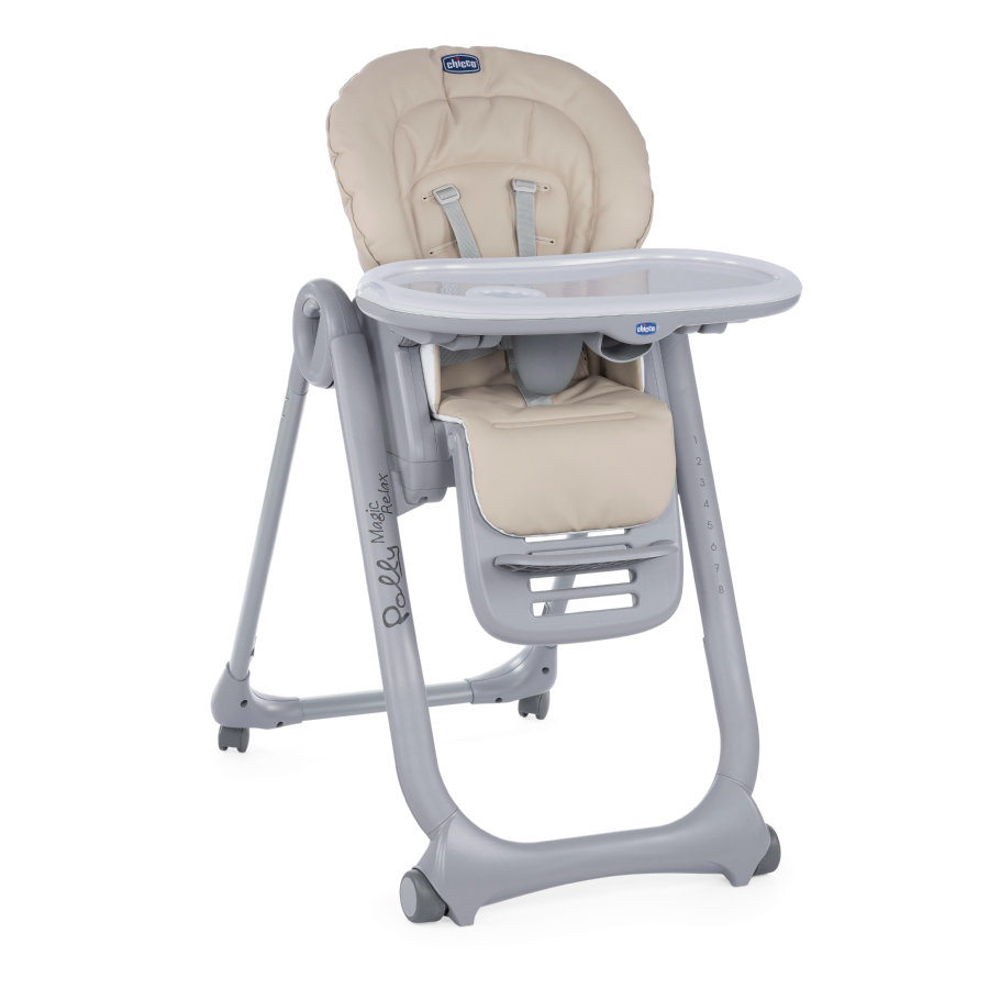 Chicco Kinderstoel Polly Magic Relax Beige