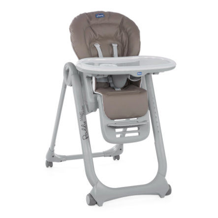 chicco Matstol Polly Magic Relax Dove Grey