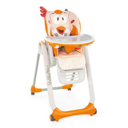 CHICCO Seggiolone Polly 2 Start Fancy Chicken