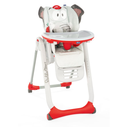 chicco Trona Polly 2 Start Baby elefante