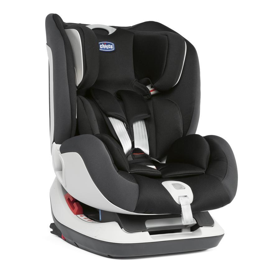 chicco Kindersitz Seat Up 012 Jet Black