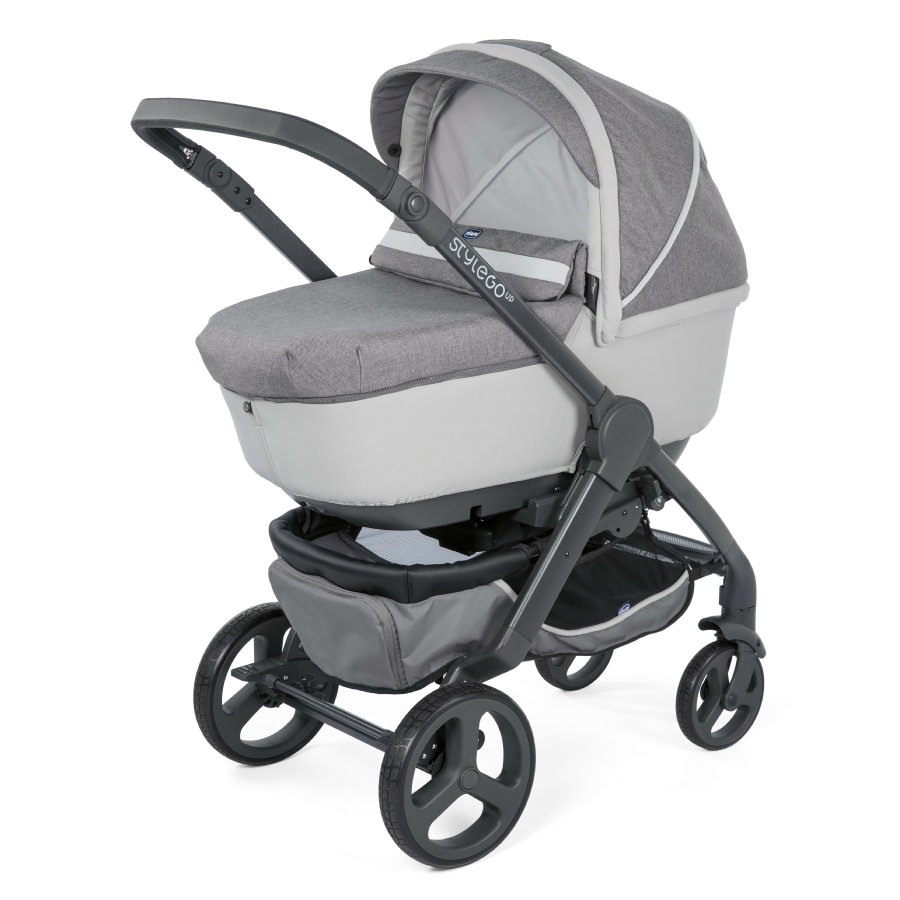 chicco Kombivagn Duo Stylego Up Crossover Elegance