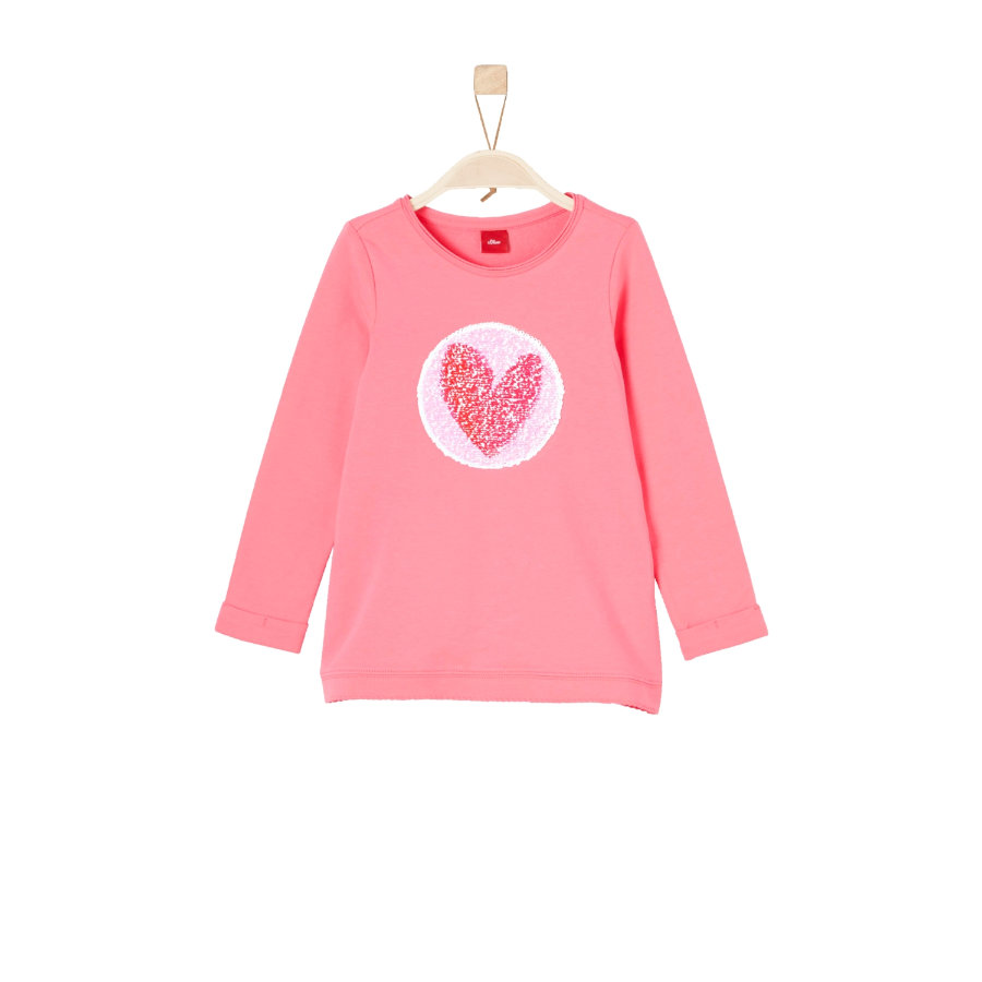 s.Oliver Girl s Sudadera coral