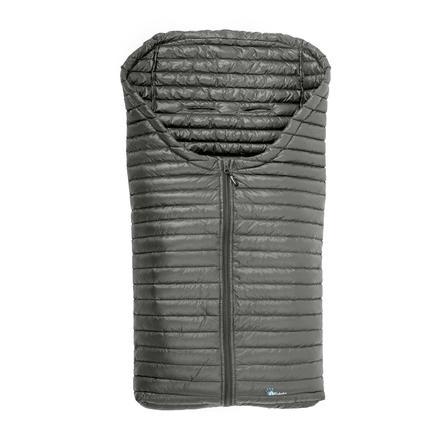 Altabebe Kørepose Ultra Light Down grå