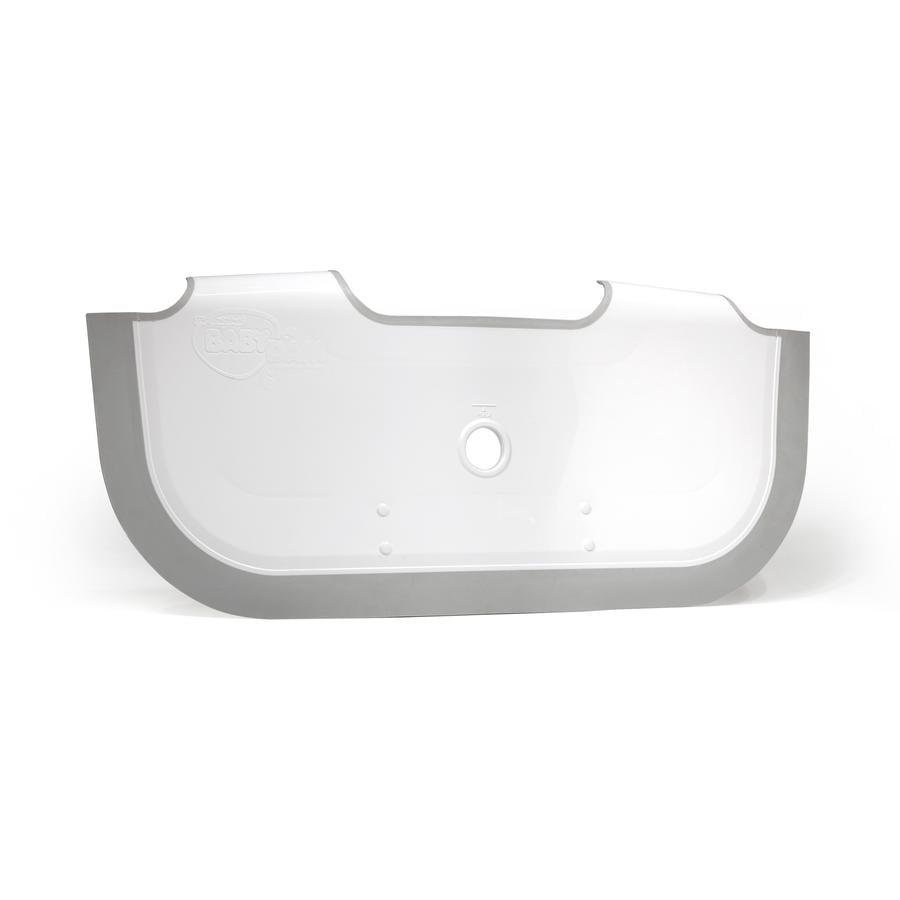 babydam r ducteur de baignoire blanc gris. Black Bedroom Furniture Sets. Home Design Ideas