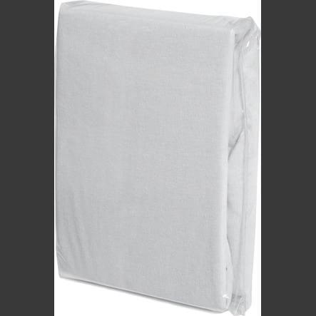 FILLIKID Copri materasso in jersey 90 x 40 cm bianco