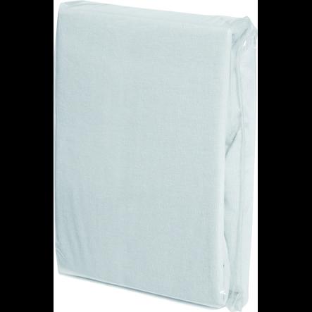 fillikid Drap-housse Jersey 90 x 40 cm blanc