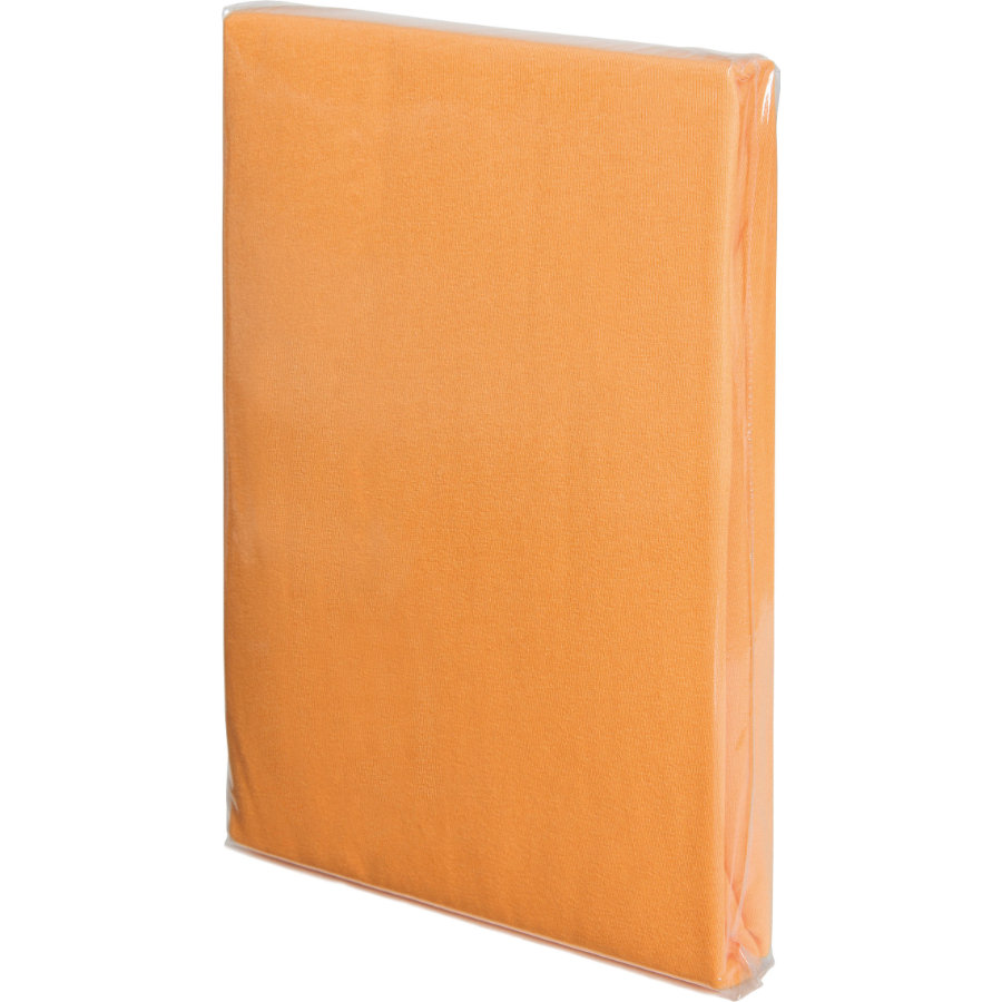 FILLIKID Copri materasso in jersey 140 x 70 cm orange