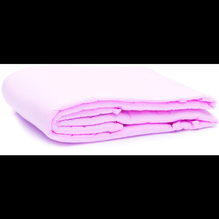 fillikid Tour de lit enfant rose, 180x30 cm