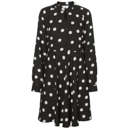 mama licious Robe de maternité MLHACKET Noir