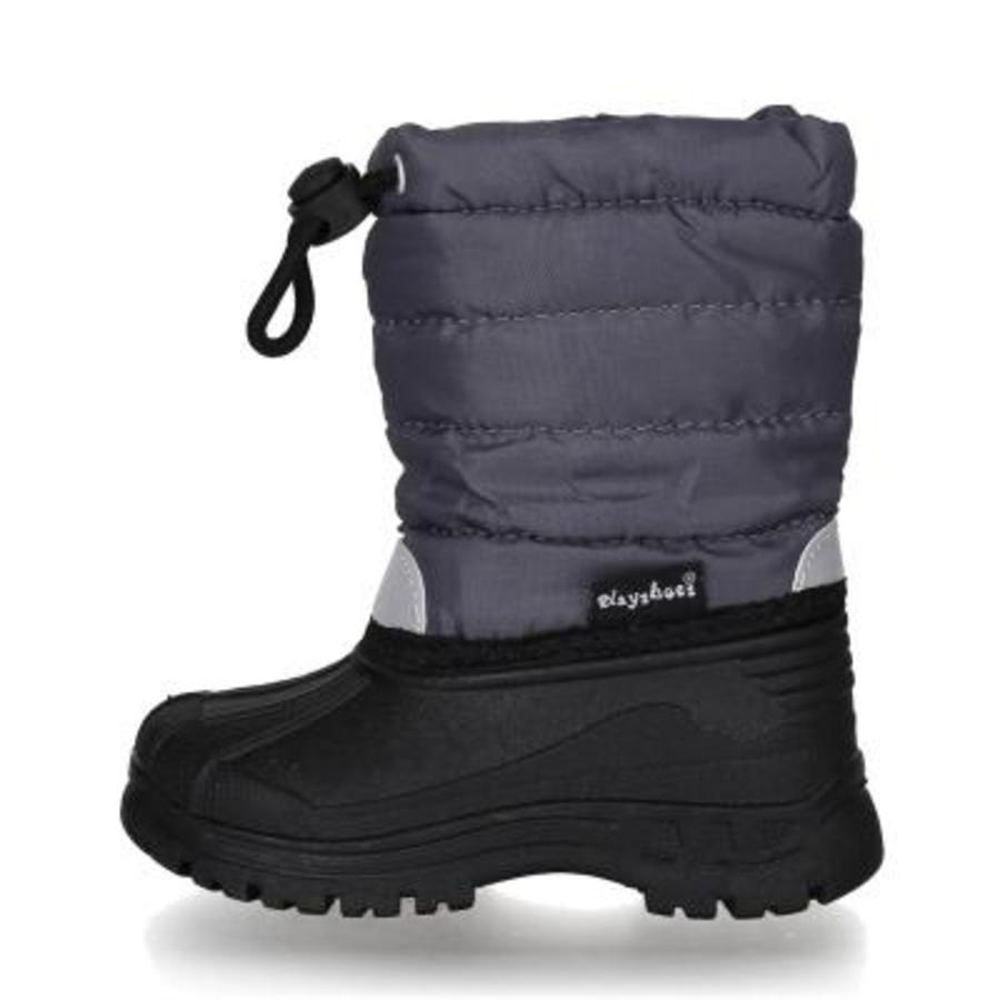 Playshoes Botas de invierno gris