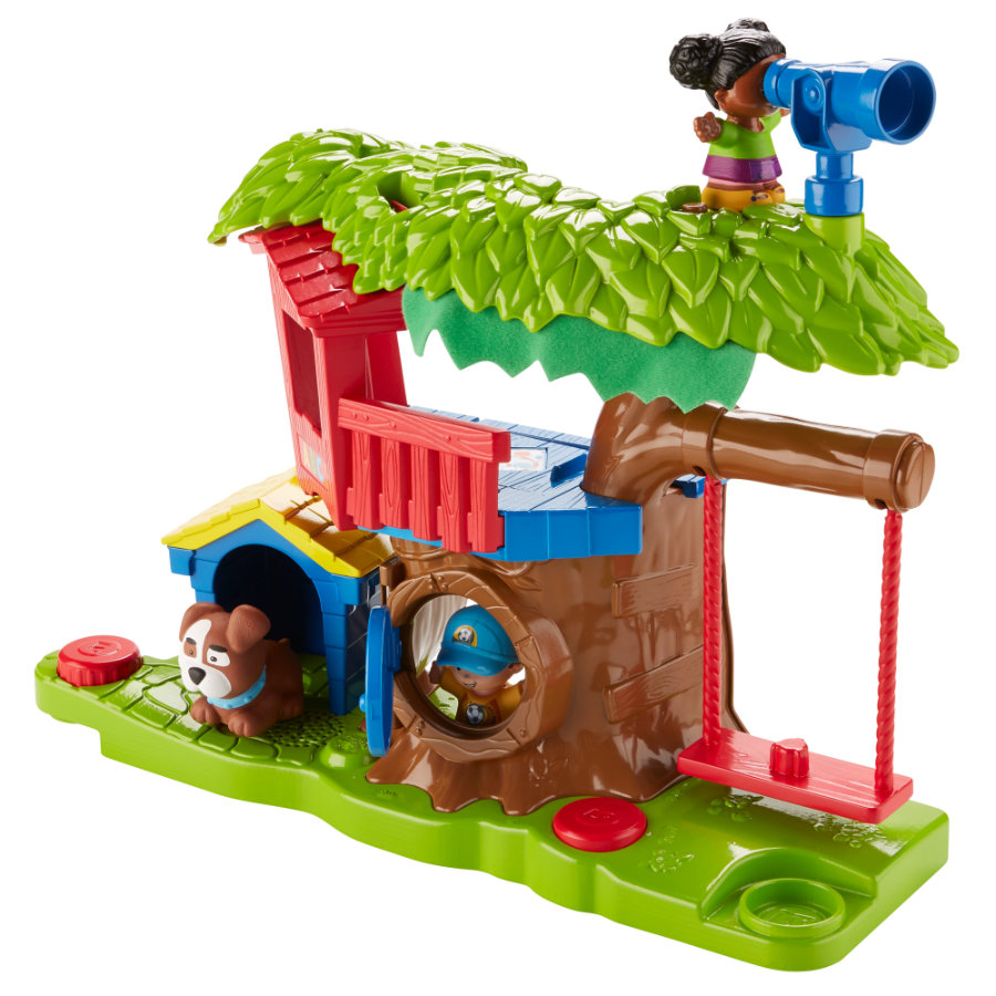 Fisher-Price® Little People Baumhaus
