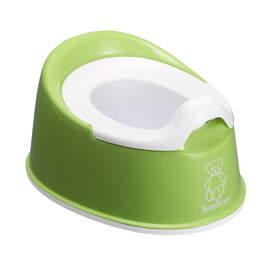 BABYBJÖRN Smart Potty Potty Trainer Grass Green