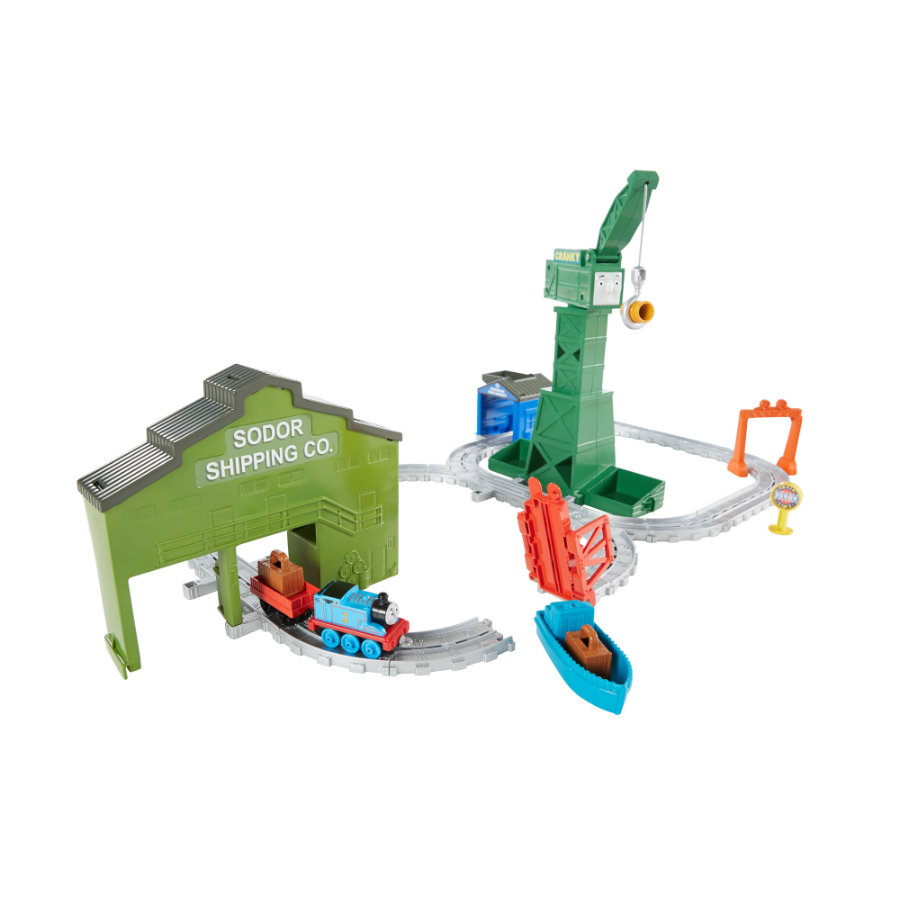 Fisher-Price® Thomas Adventures - Cranky bei den Docks