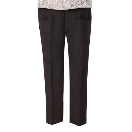 Spodnie w garniturze GOL brązowe