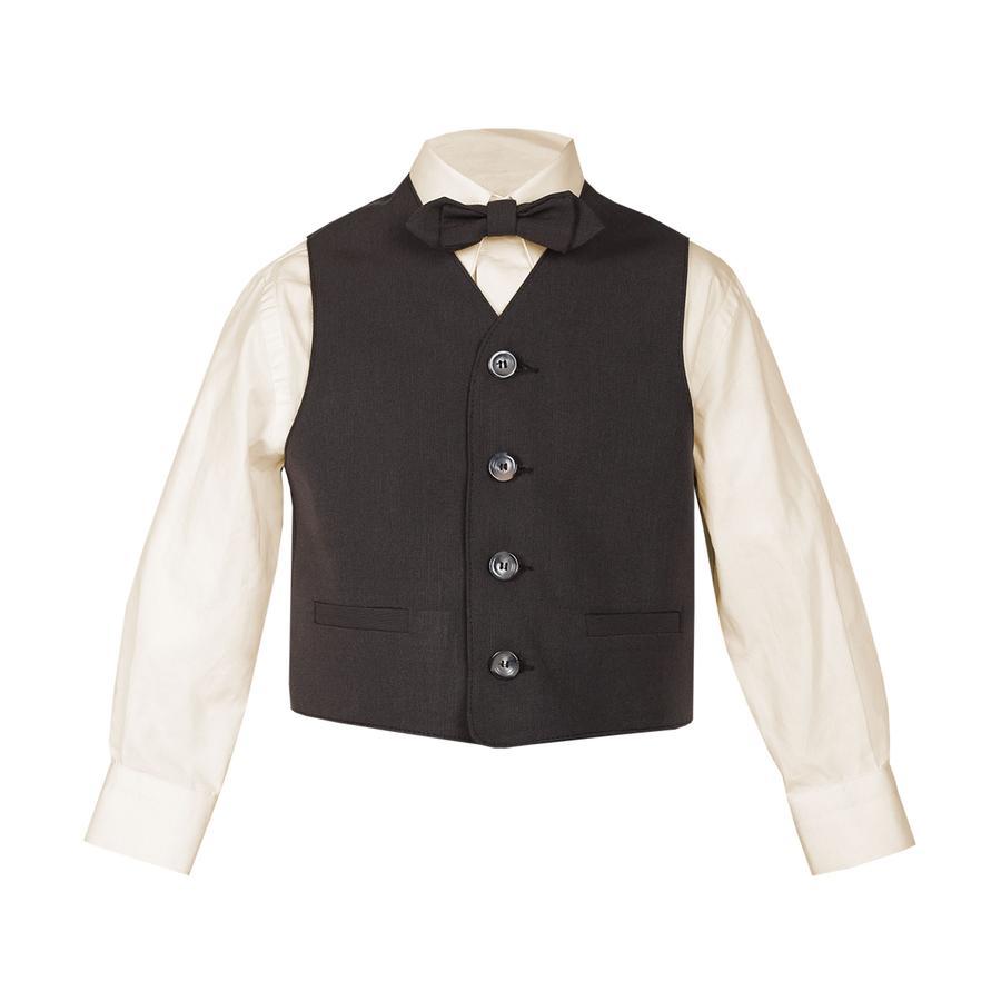 GOL Vest met strikje bruin