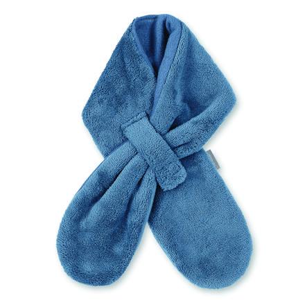 Sterntaler Steckschal Teddyflausch nachtblau