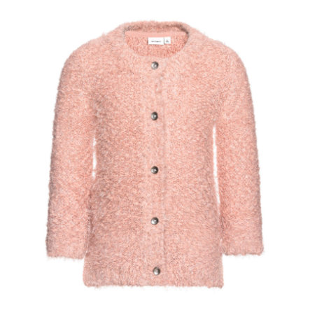 name it Girl s Cardigan Vilja sable du soir