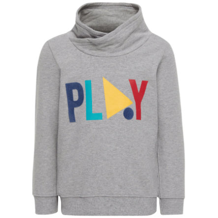 name it Boys Sweatshirt Geplay Mini grey melange
