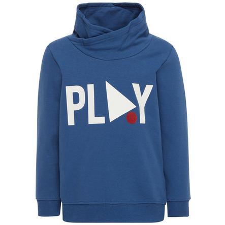 name it Boys Sweatshirt Geplay enseigne bleu