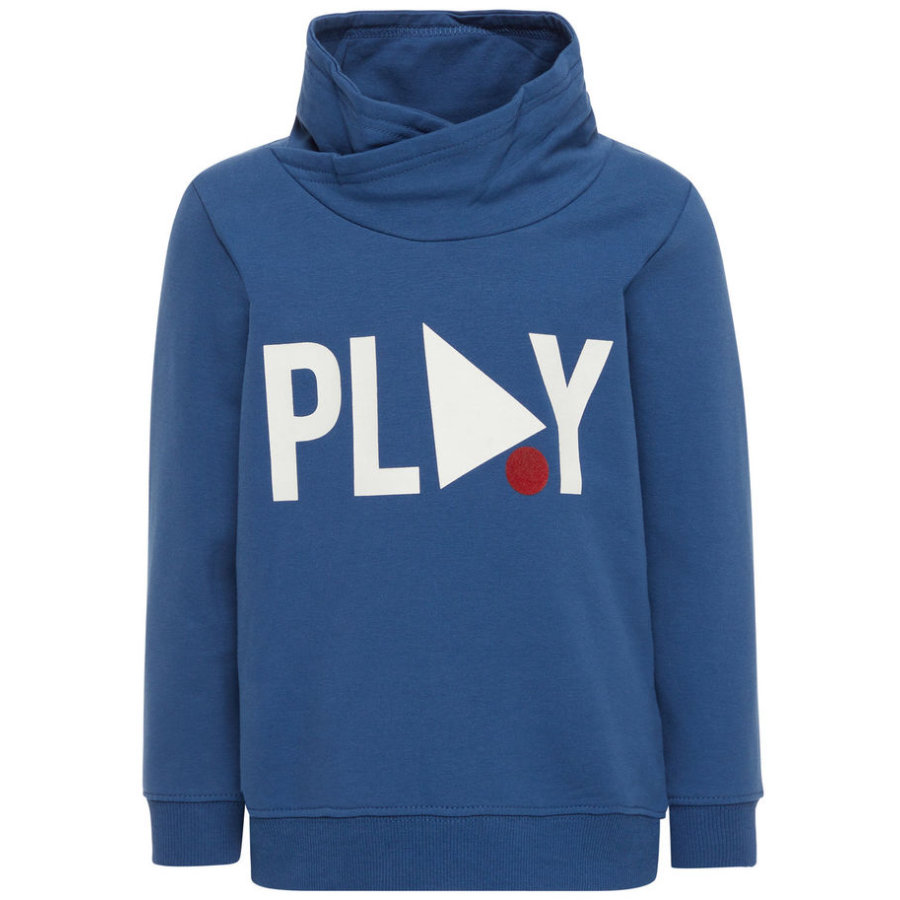 name it Boys Sweatshirt Geplay ensign blue