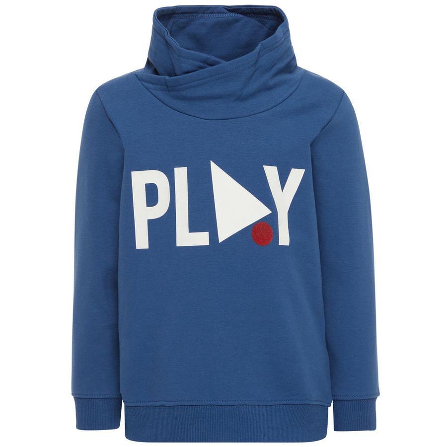name it Boys Sweatshirt Geplay vaandrig blauw