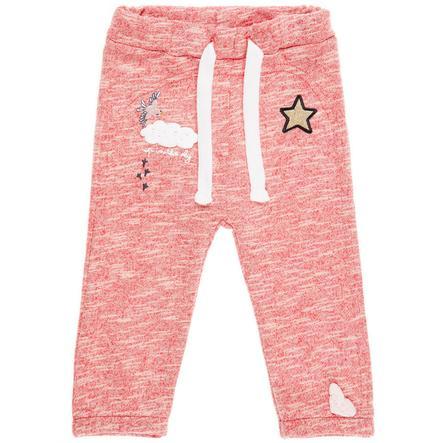 name it Girl s Pantalones de chándal Poinsettia Gekke