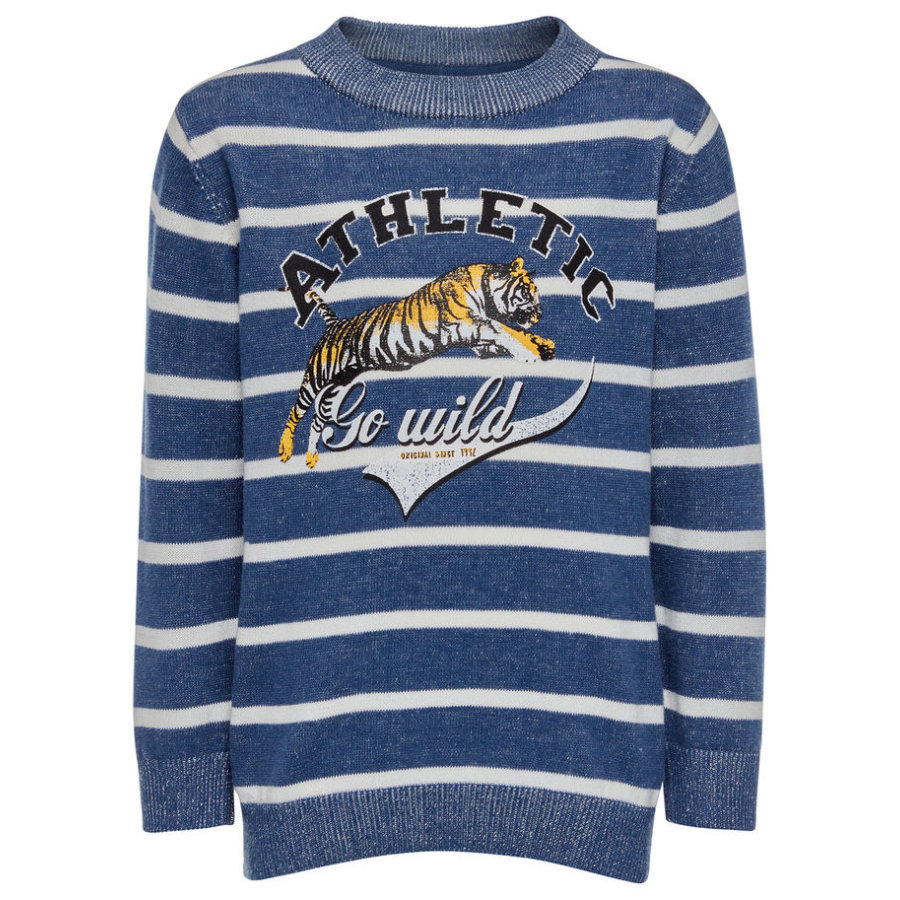 name it Boys Pullover Gessil ensign blue