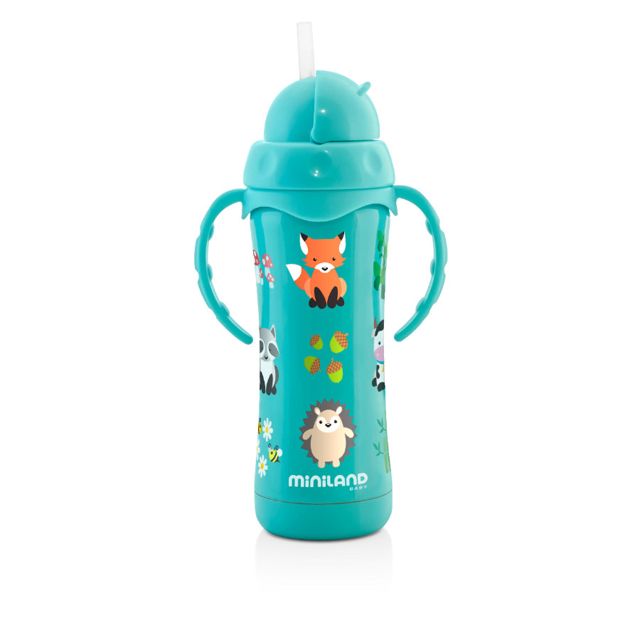 miniland Thermosflasche Thermokid aqua 240 ml