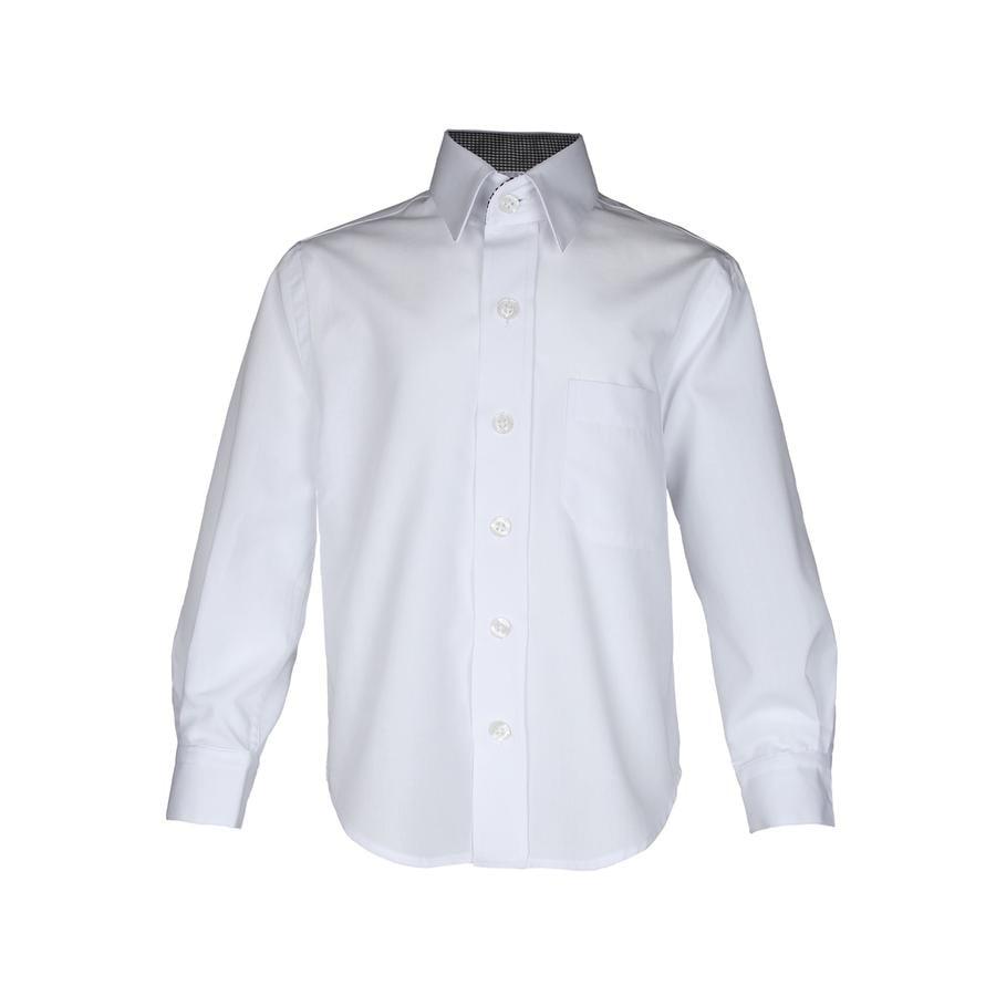 G.O.L Boys - Classic camicia 1/1 braccio bianco