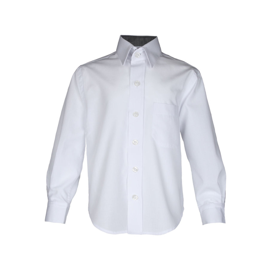 G.O.L Boys - - Classic chemise 1/1 bras blanc