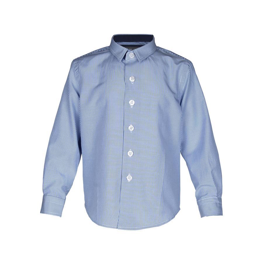 G.O.L Boys - Classic camicia 1/1 braccio blu