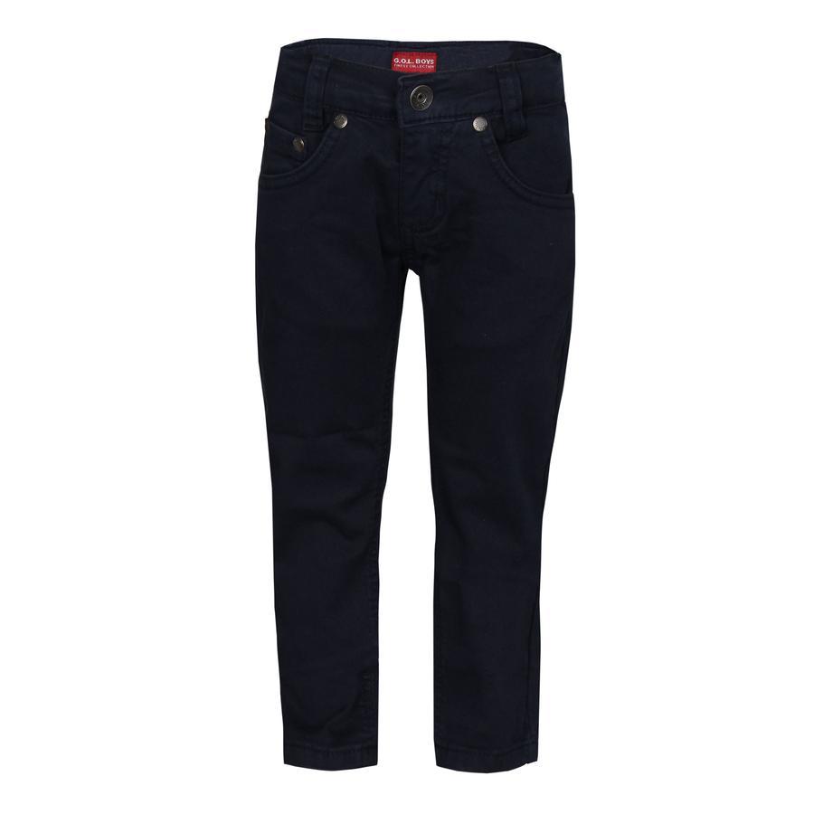 G.O.L Boys -Colour-Jeans tube navy
