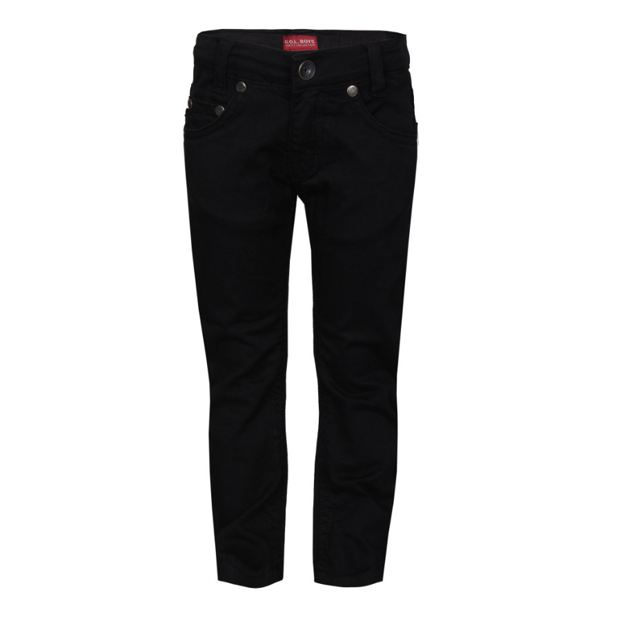 G.O.L Boys-Colour-Jeans-Röhre black
