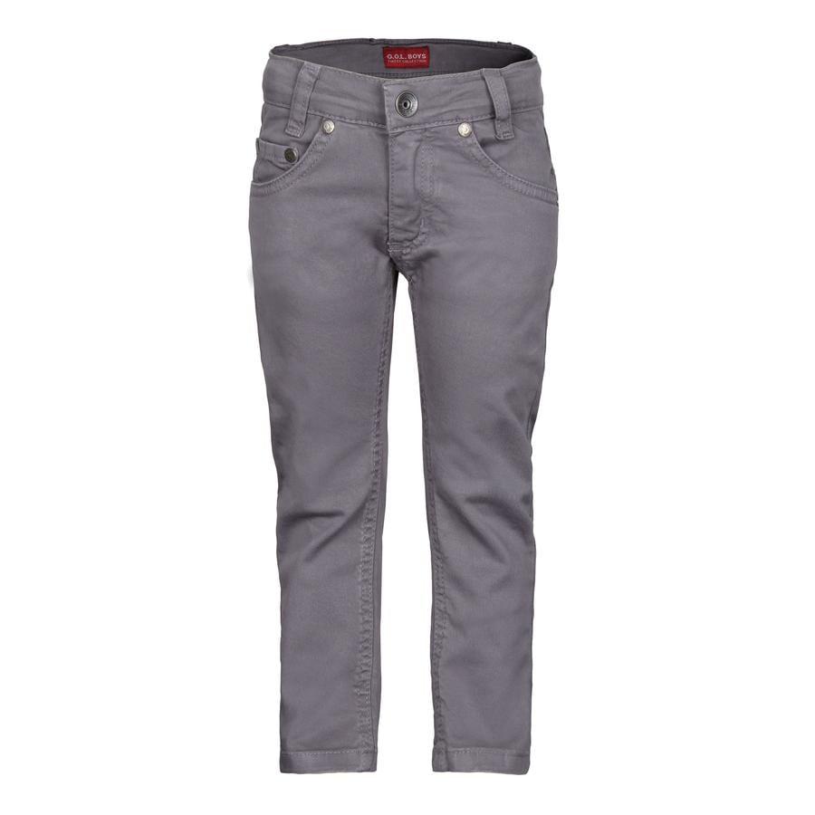 G.O.L Boys -Colour-Jeans tube grey