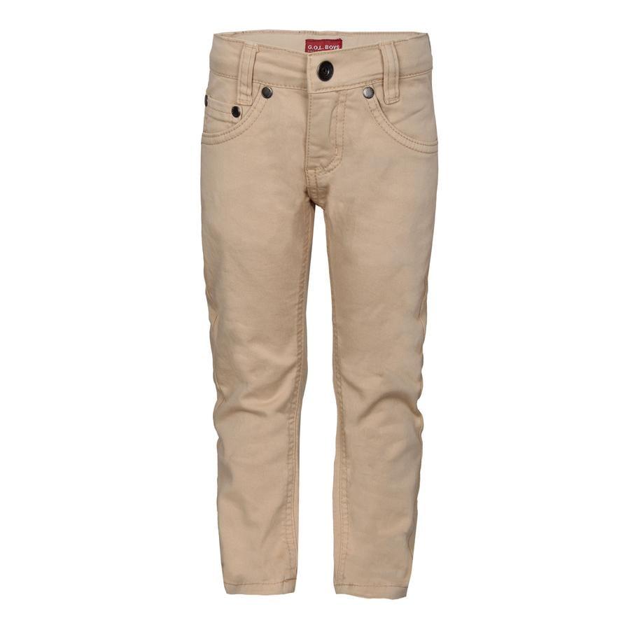 G.O.L Boys -Kleuren-Jeans buiszand