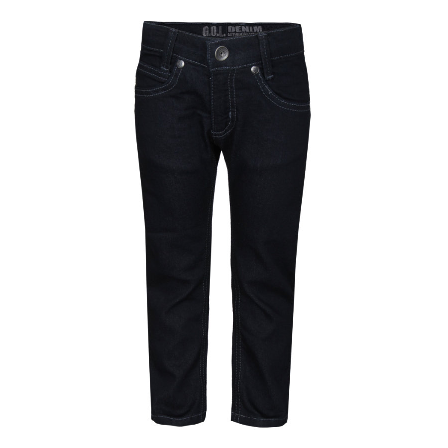 G.O.L Boys-Röhren-Jeans Regularfit darkblue