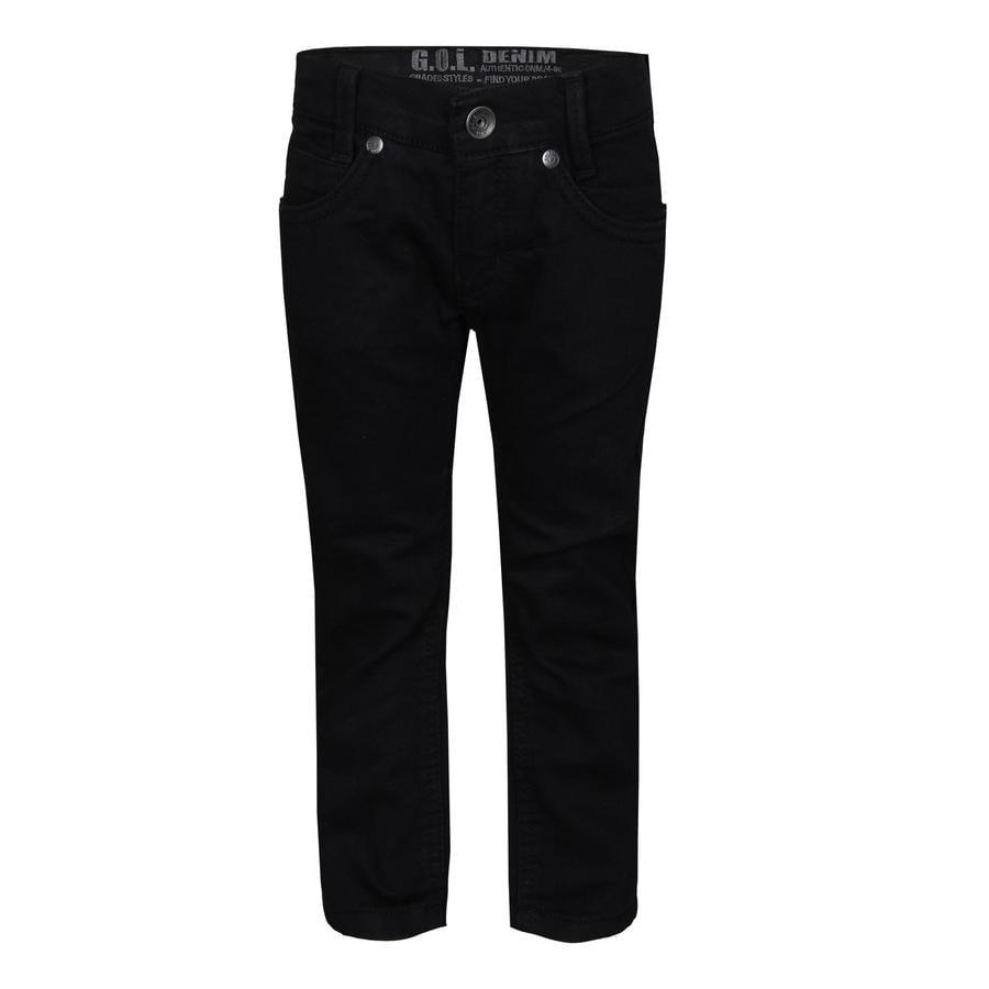 G.O.L Boys - Jeans tube Regularfit bleu foncé