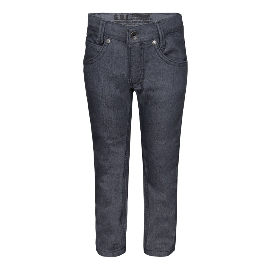 G.O.L Boys - Jeans tube Regularfit gris