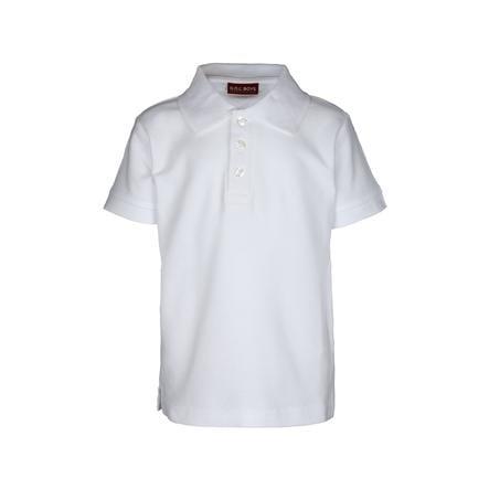 G.O.L 1/2-Arm-Pique-Poloshirt Regularfit biały