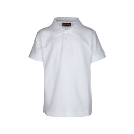 G.O.L 1/2-Brazo-Pica-Polo-Camiseta Regularfit blanco